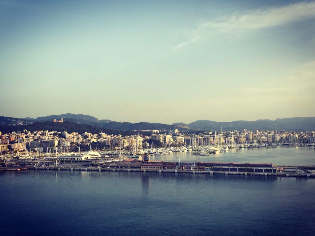 Kryssning i Medelhavet