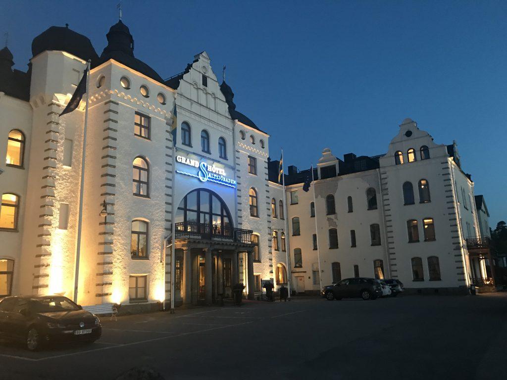 Grand hotell Saltsjöbaden