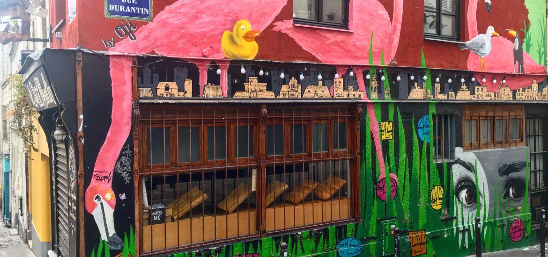 Montmartre, Paris, Se tillbaka