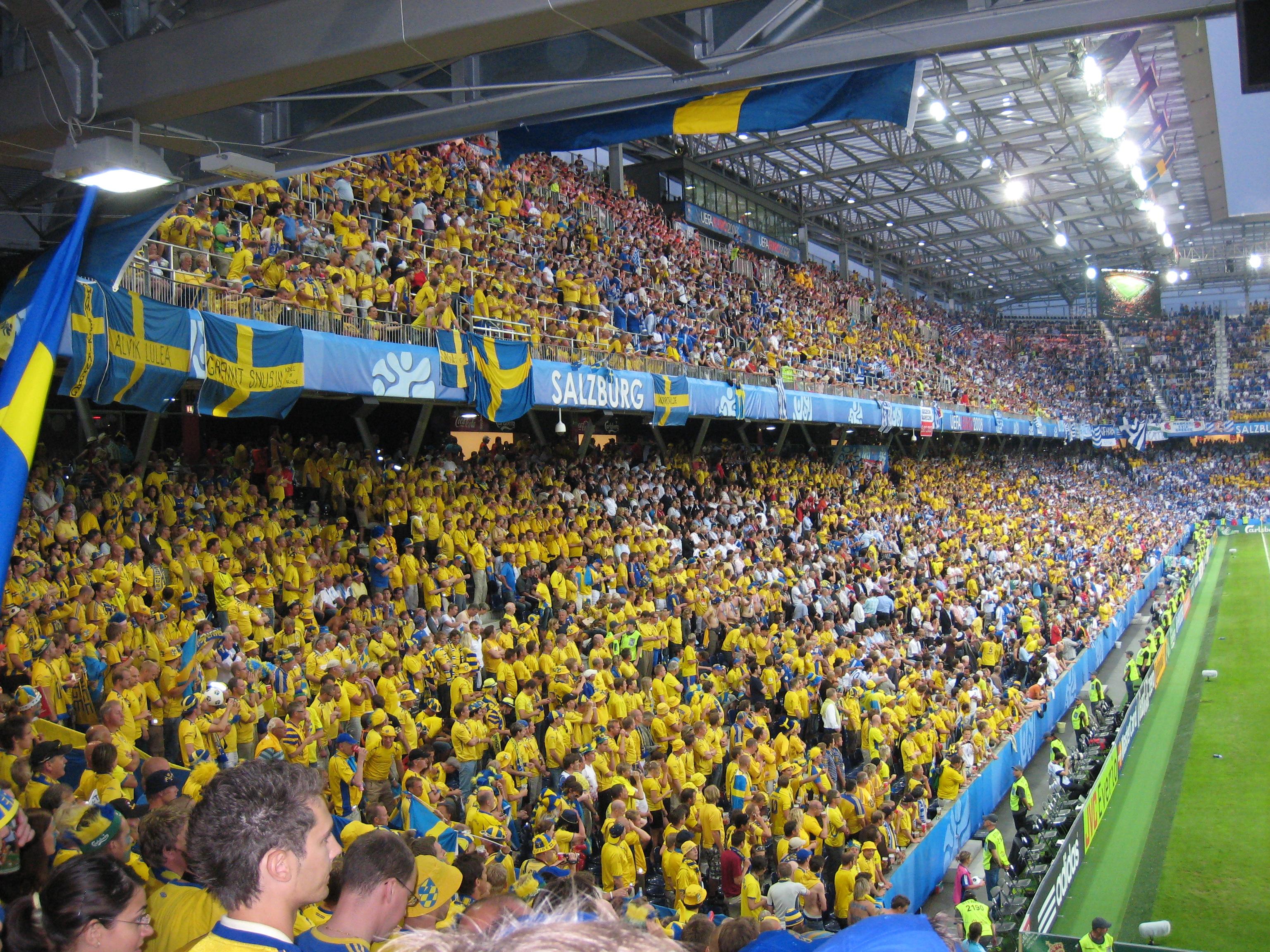 Fotbolls-EM Österrike