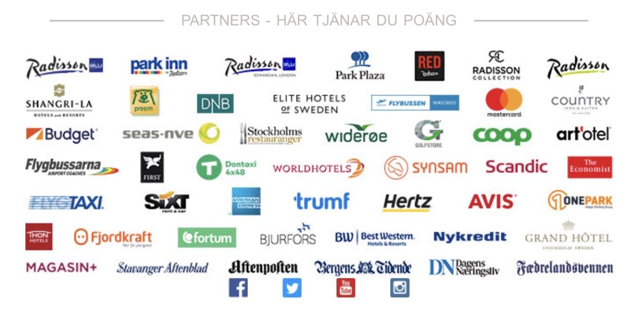 Eurobonus partners
