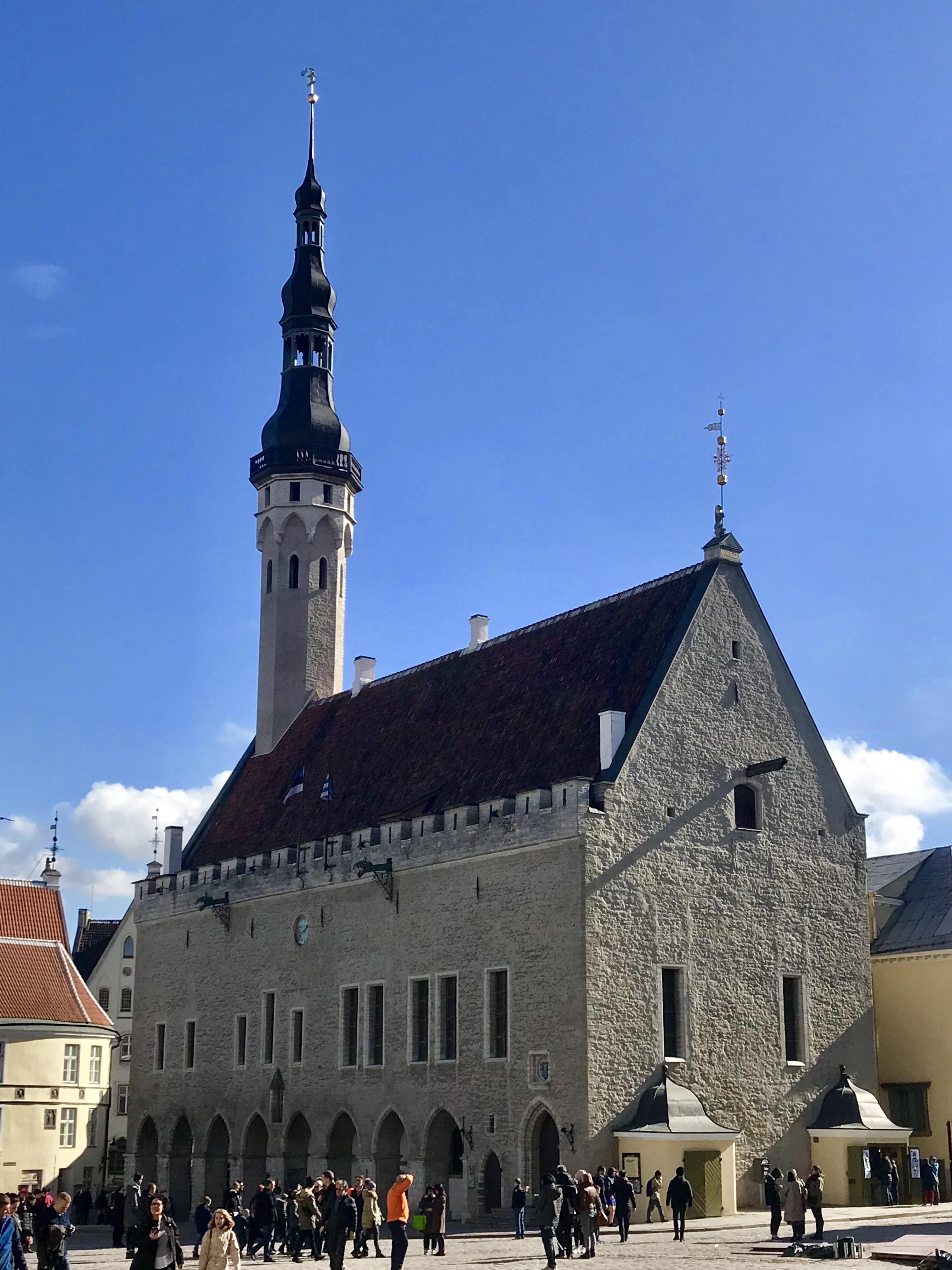 Rådhuset, Tallinn