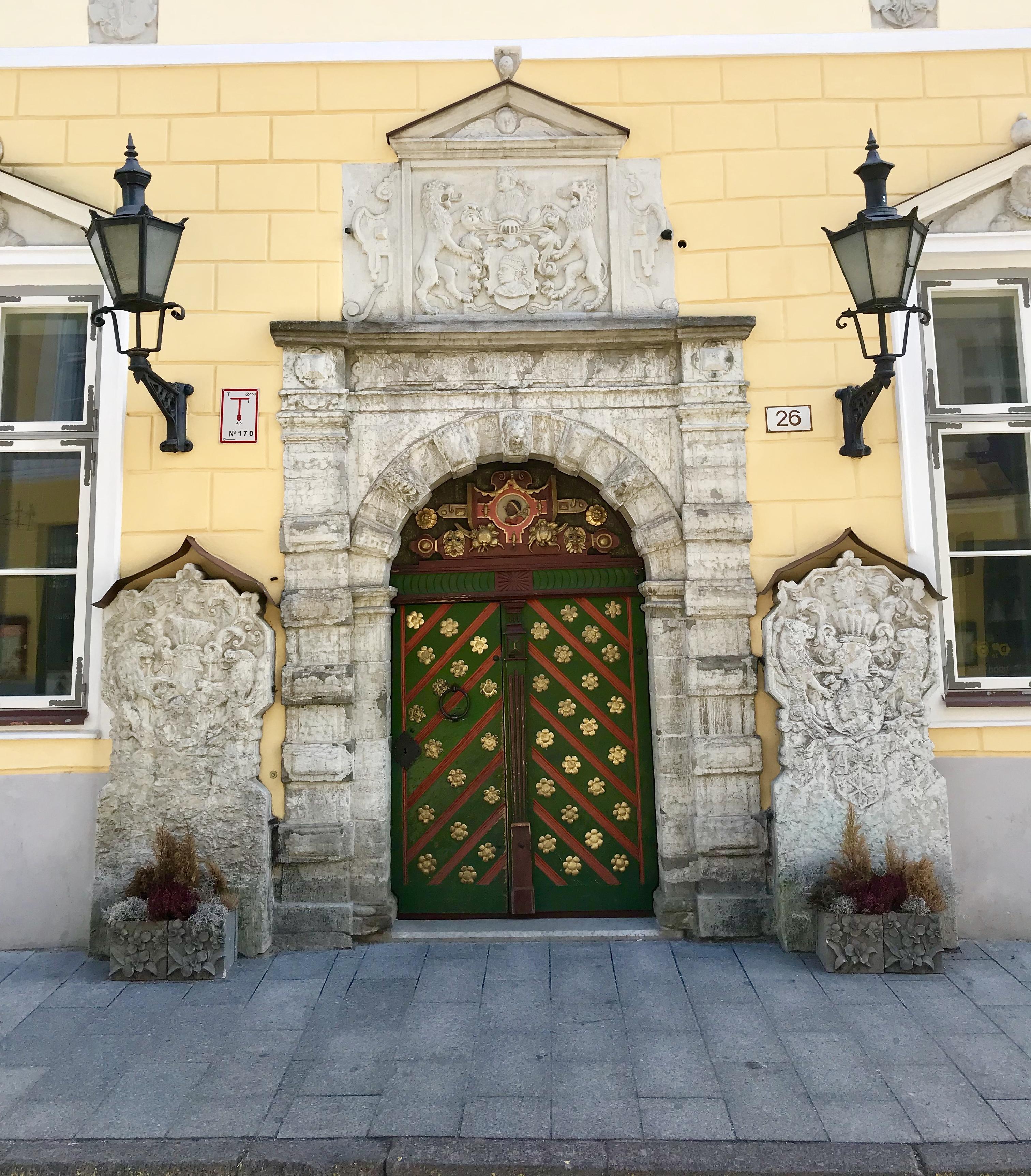 Pikk-katau 26 Tallinn