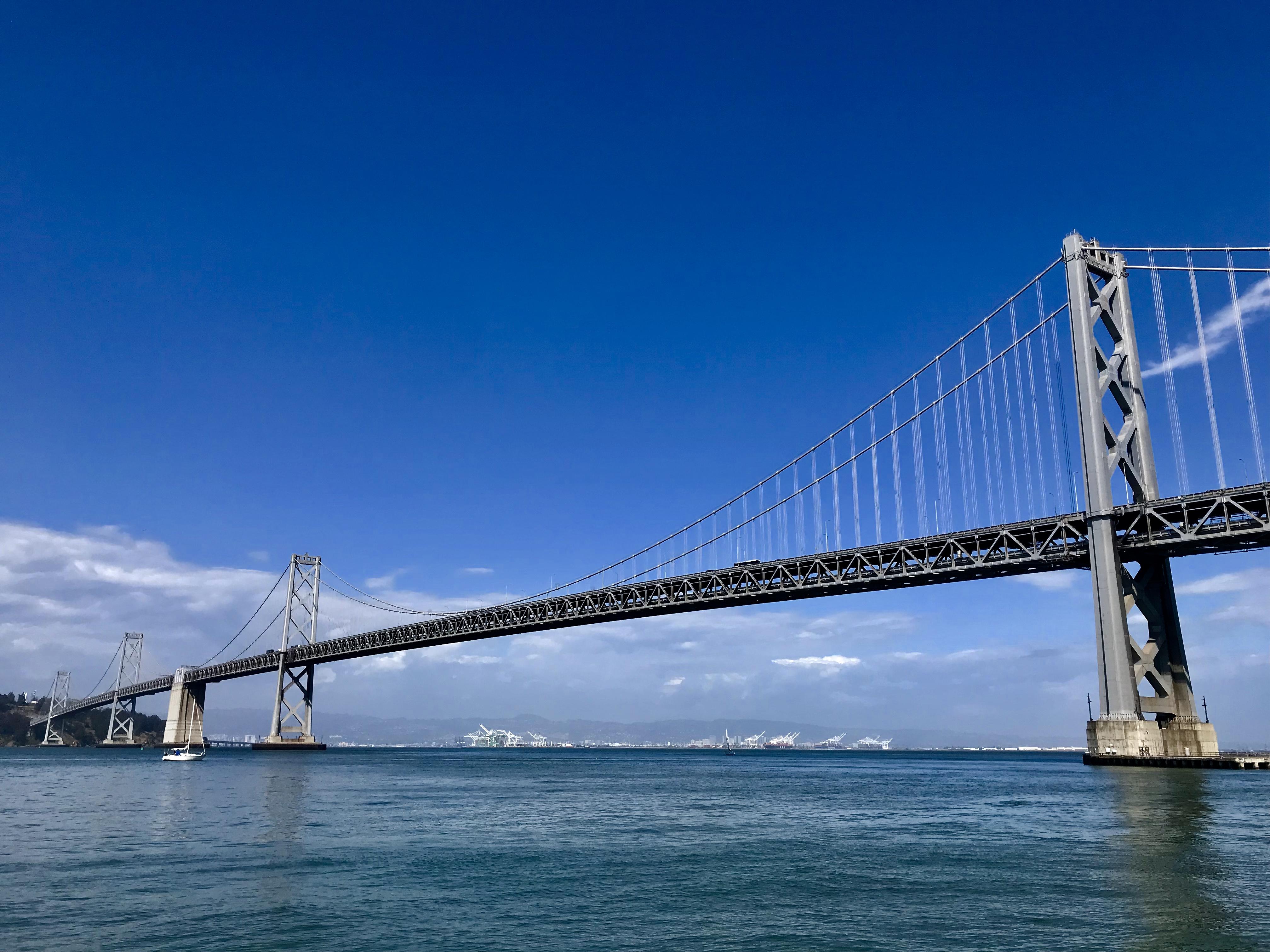 Oakland bridge San Francisco