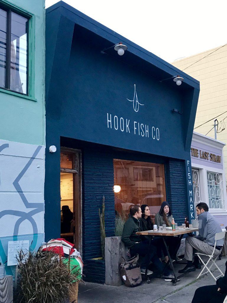 Hooks Fish San Francisco