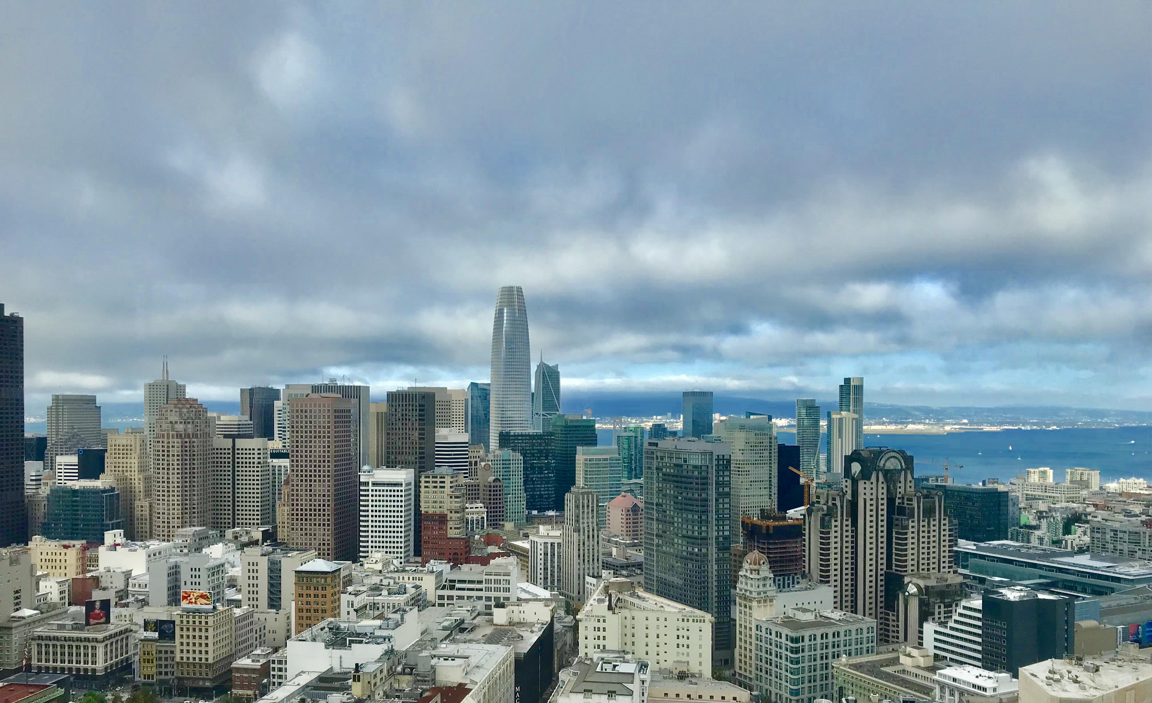 Cityscape Lounge San Francisco