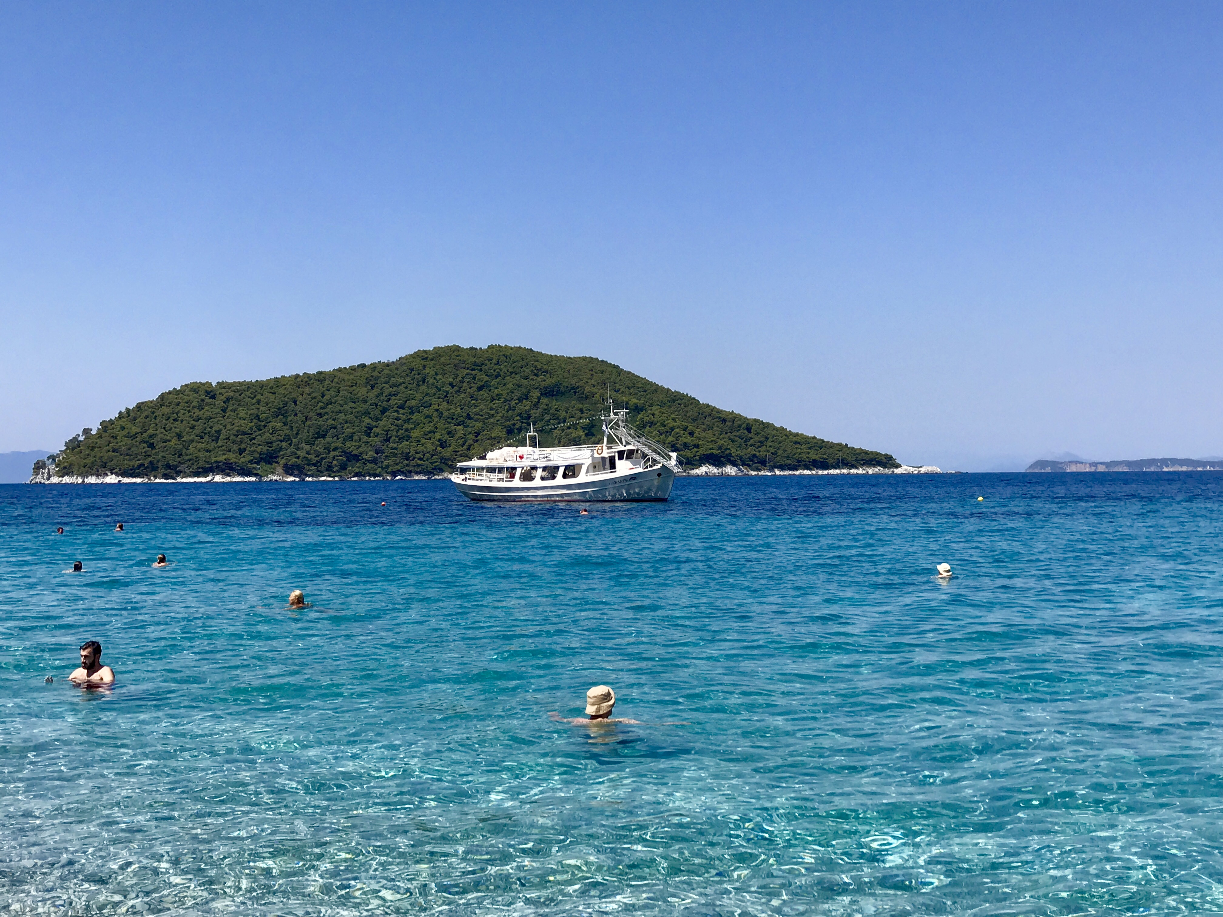 Kastani beach Skopelos Mamma Mia