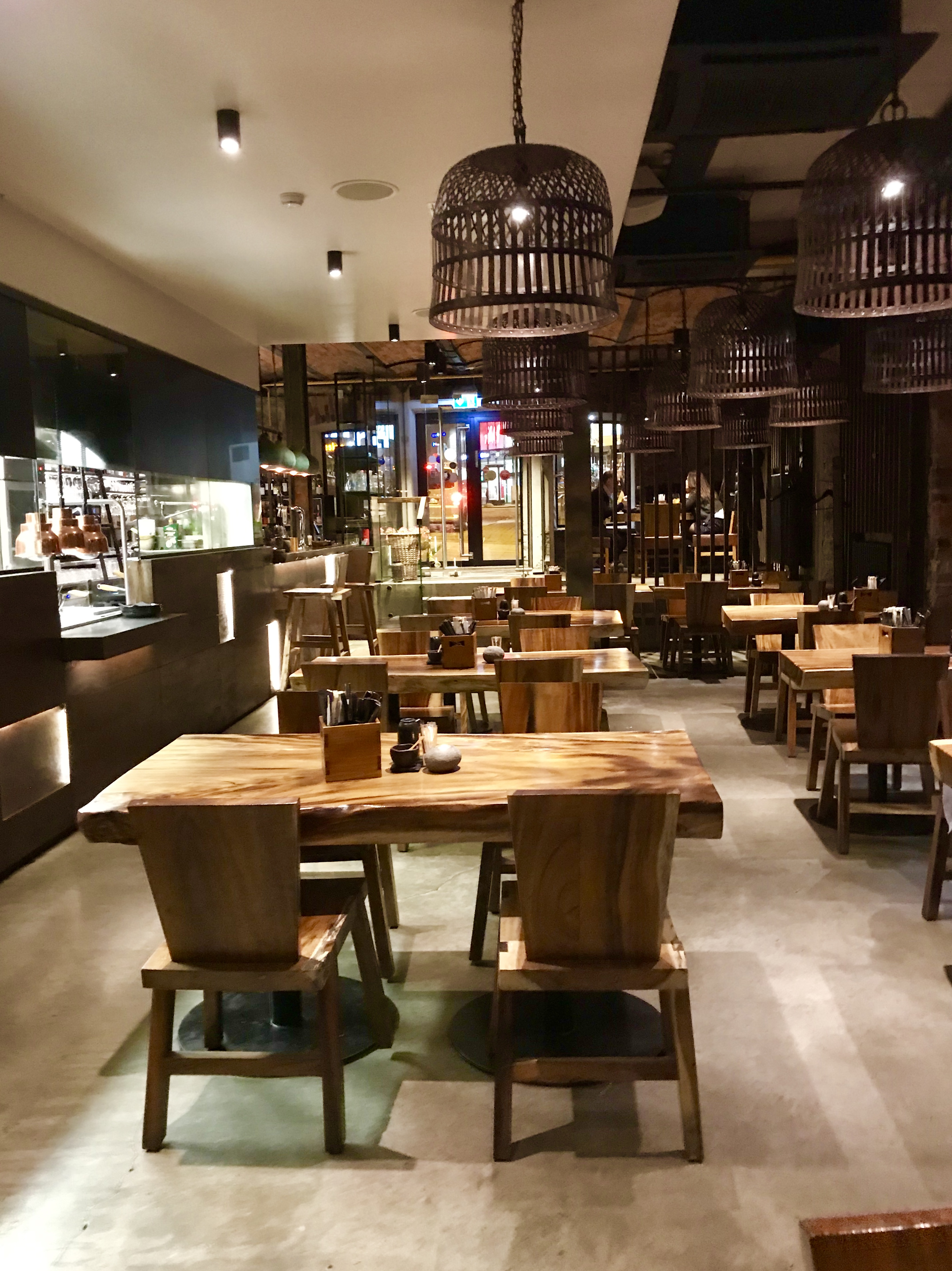 Restaurang Taste of Asia Tallinn