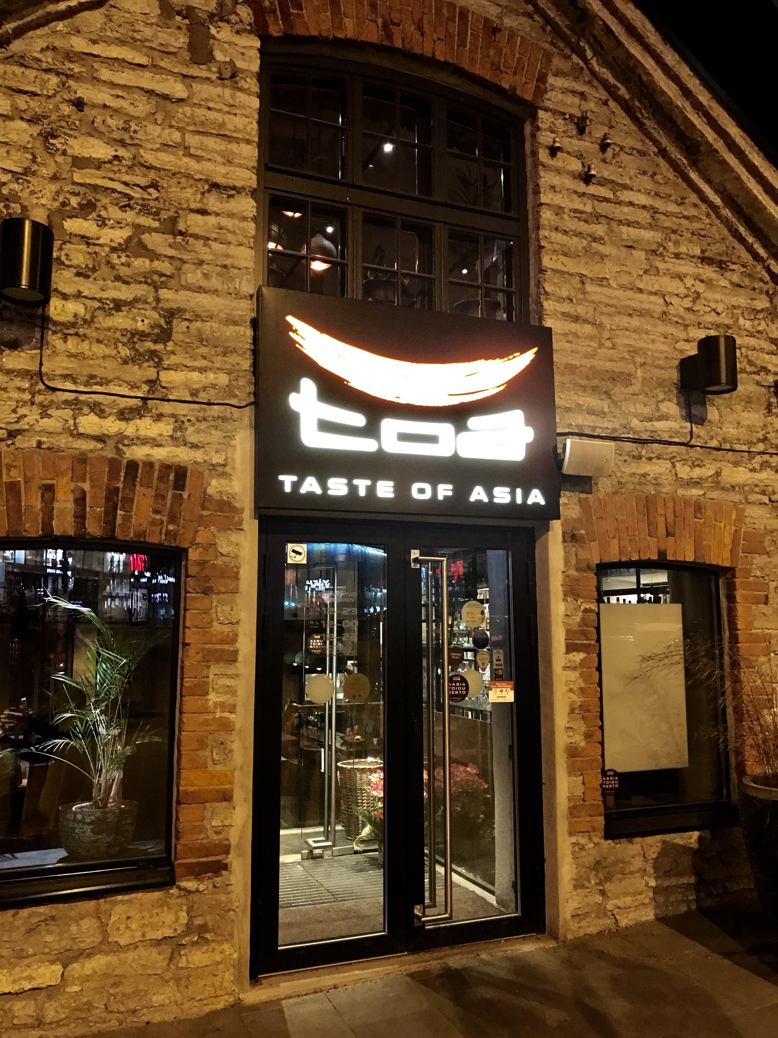 Taste of Asia Tallinn