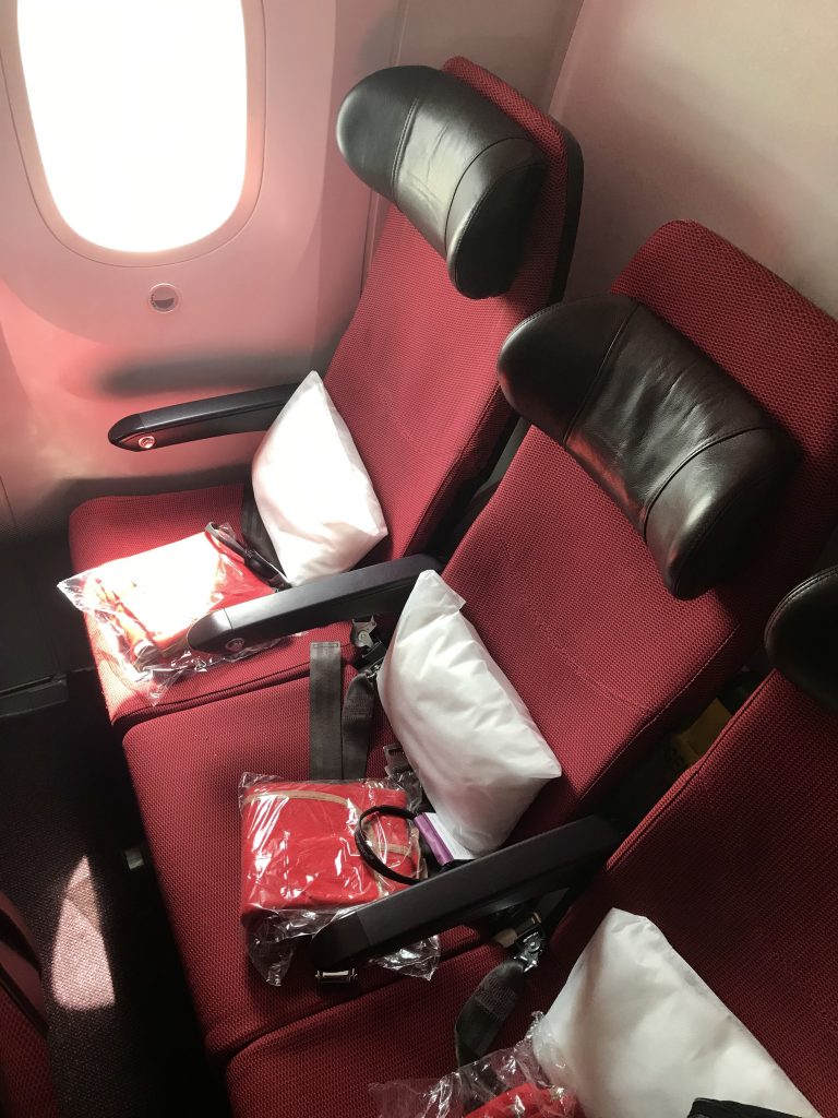 Virgin Atlantic Dreamliner