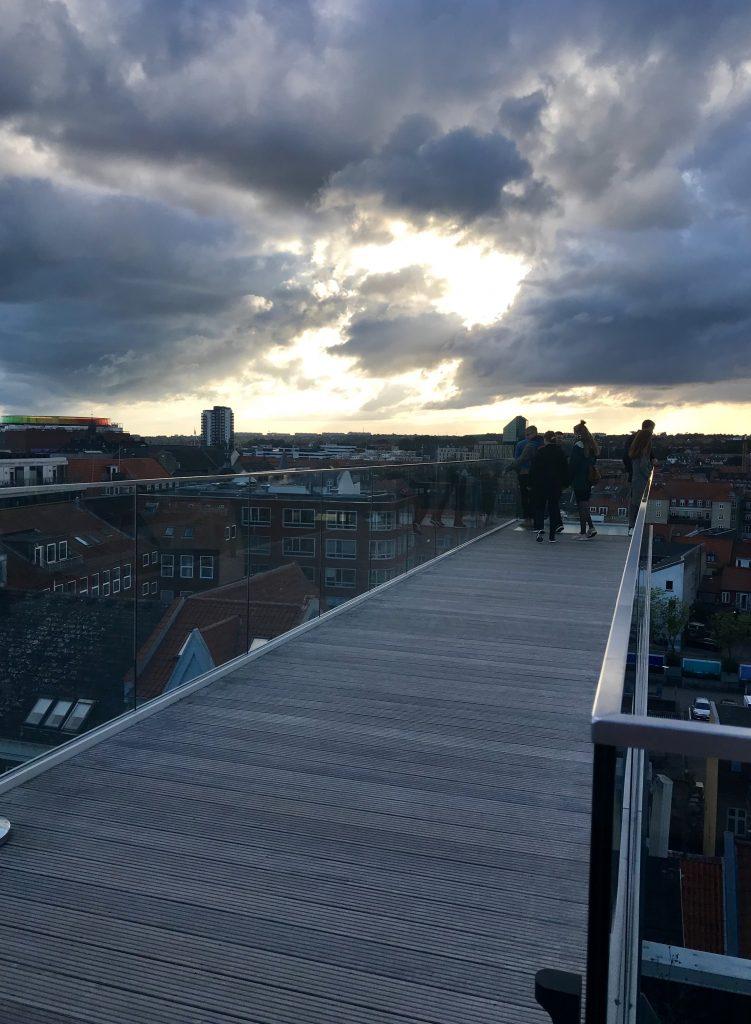 Salling rooftop bar, Aarhus