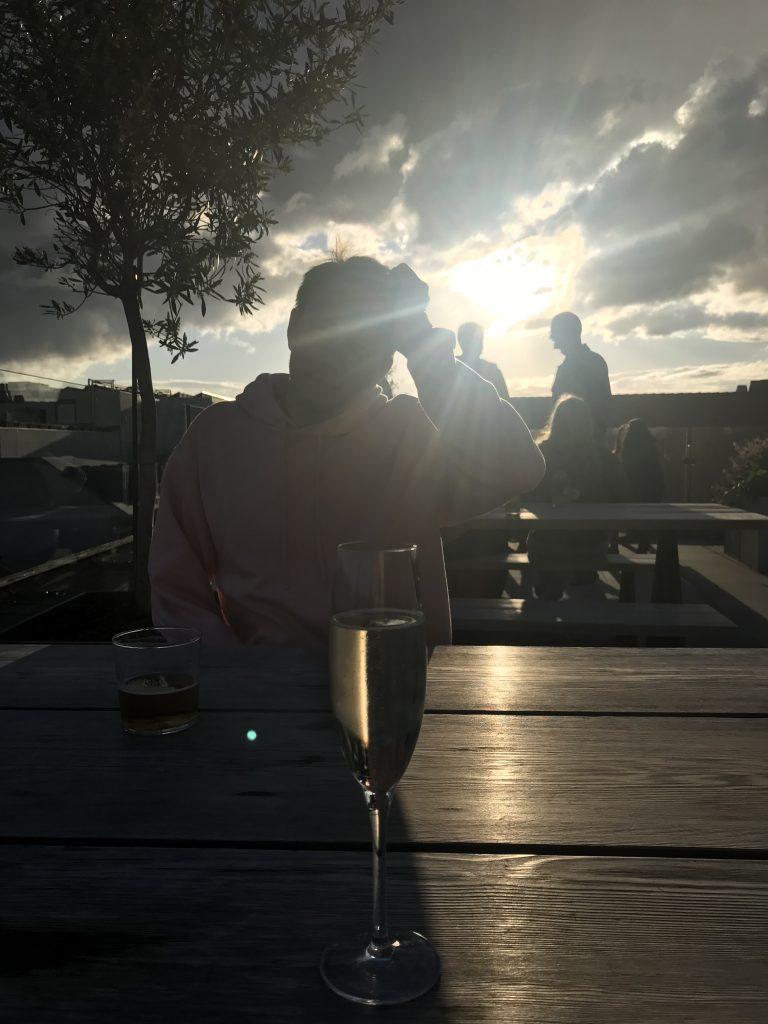 Salling rooftop bar Aarhus