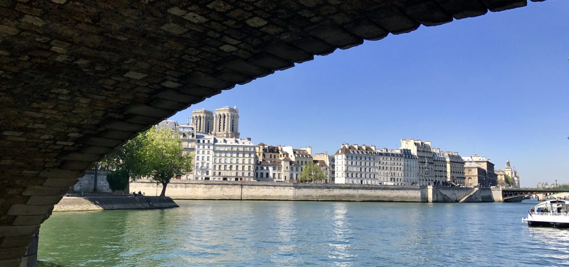 Seine, Paris