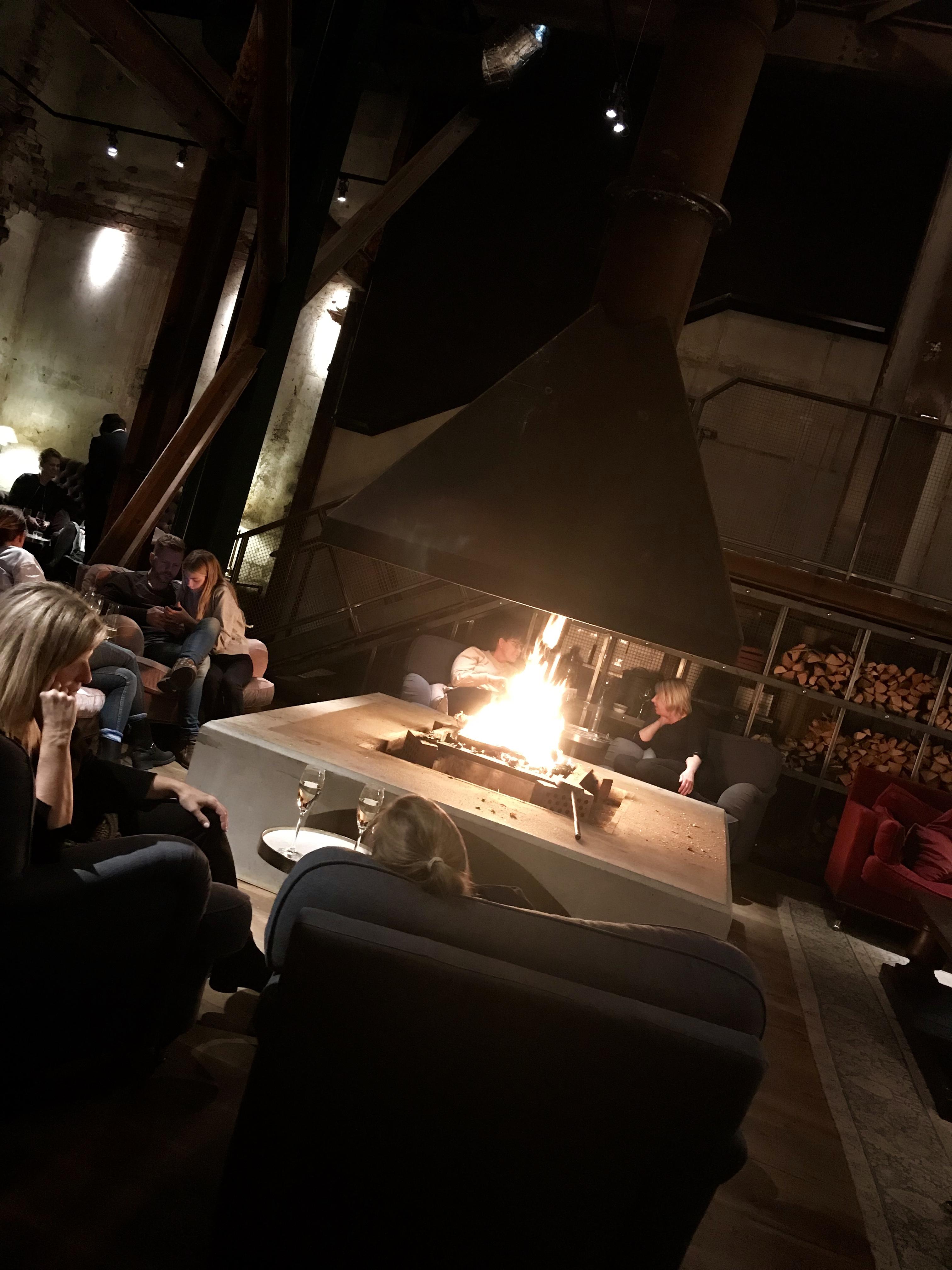 The Steam Hotel