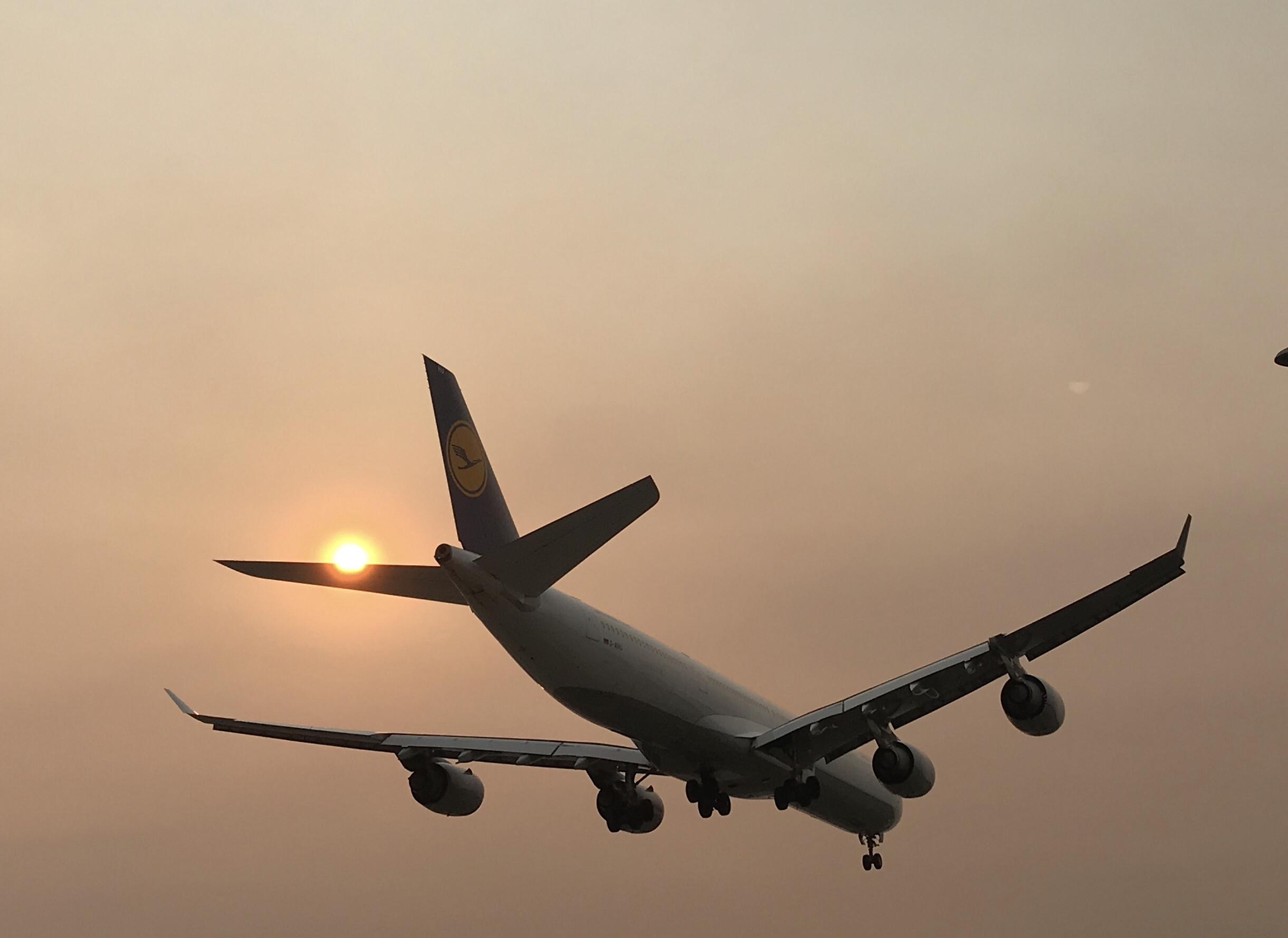 Flightspotting LAX