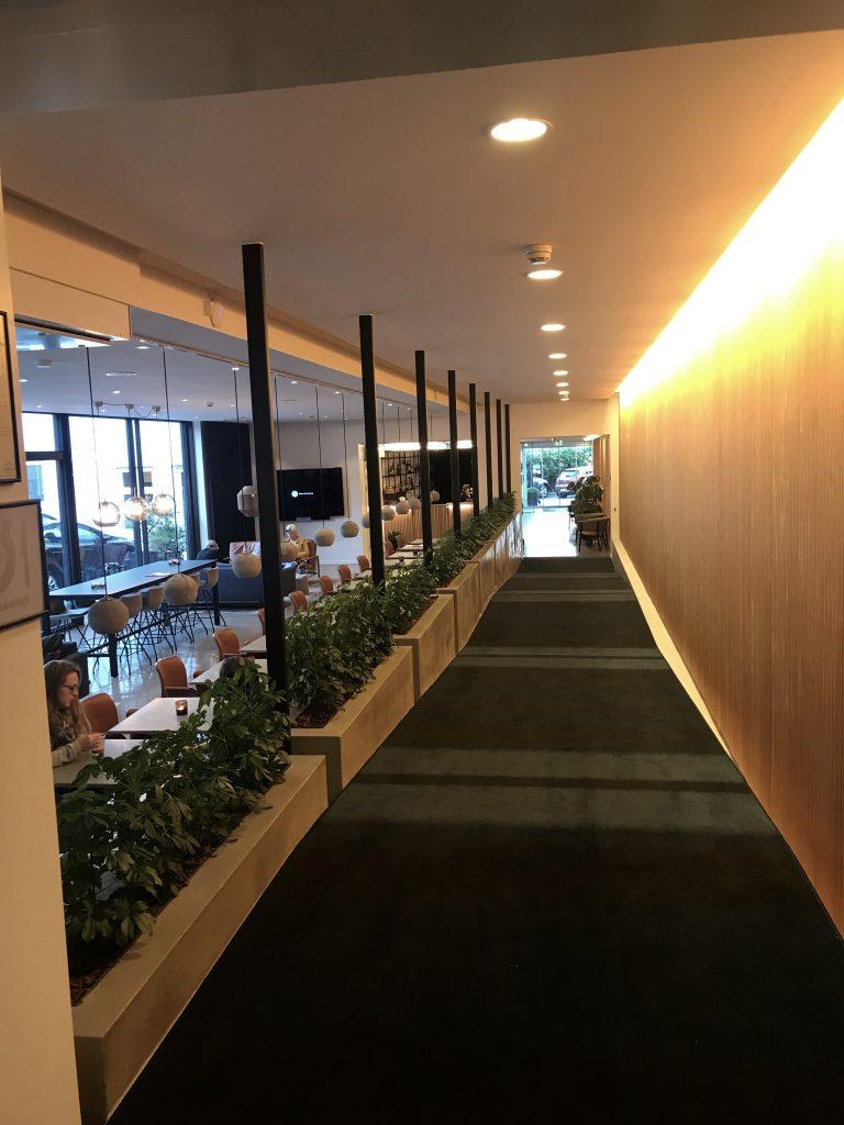 Hotell Oasia Aarhus