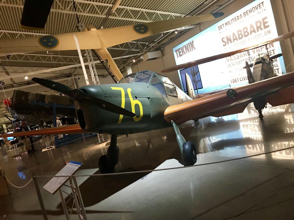 Flygvapenmuseum, Linköping