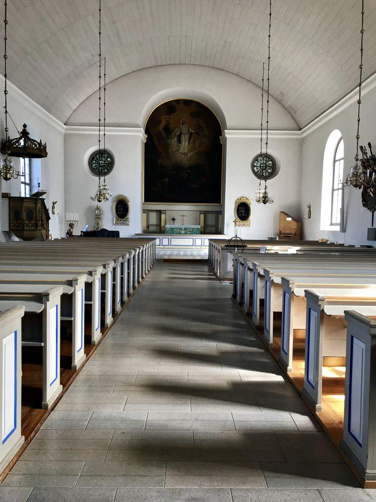 Ljungs kyrka