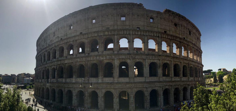 Colloseum, Rom, Italien