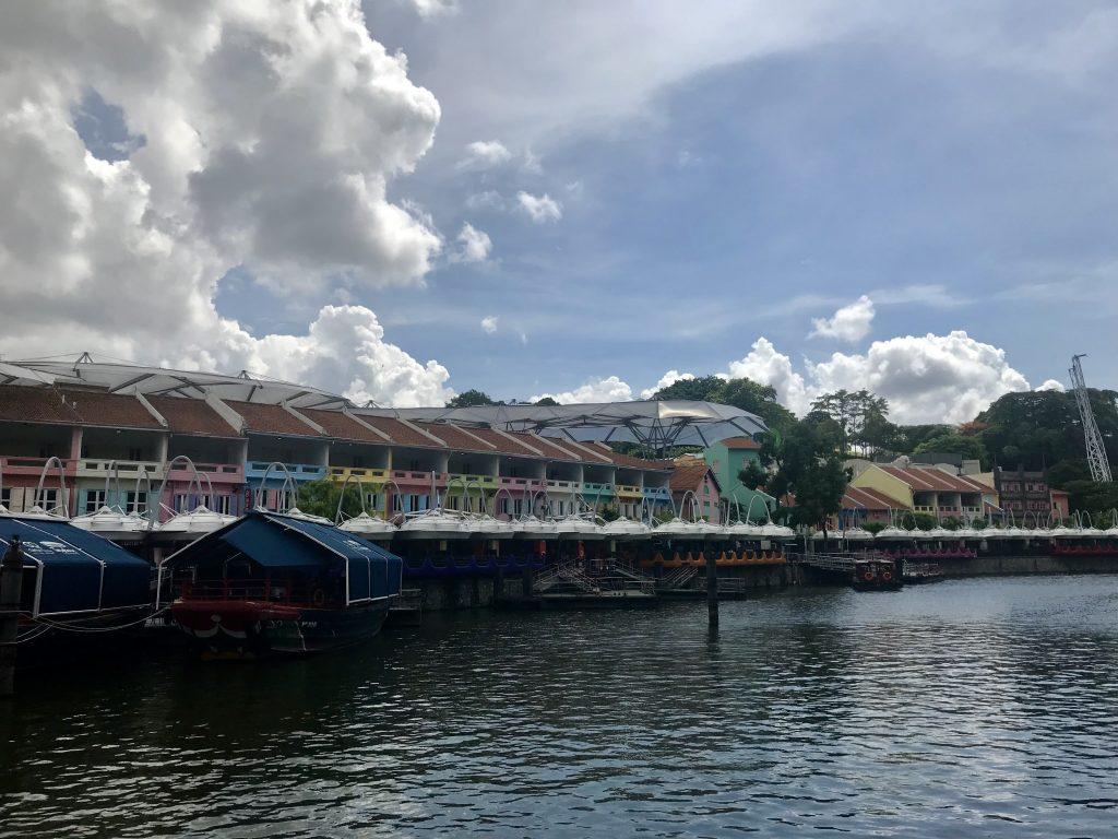 Clarque quay Singarpore