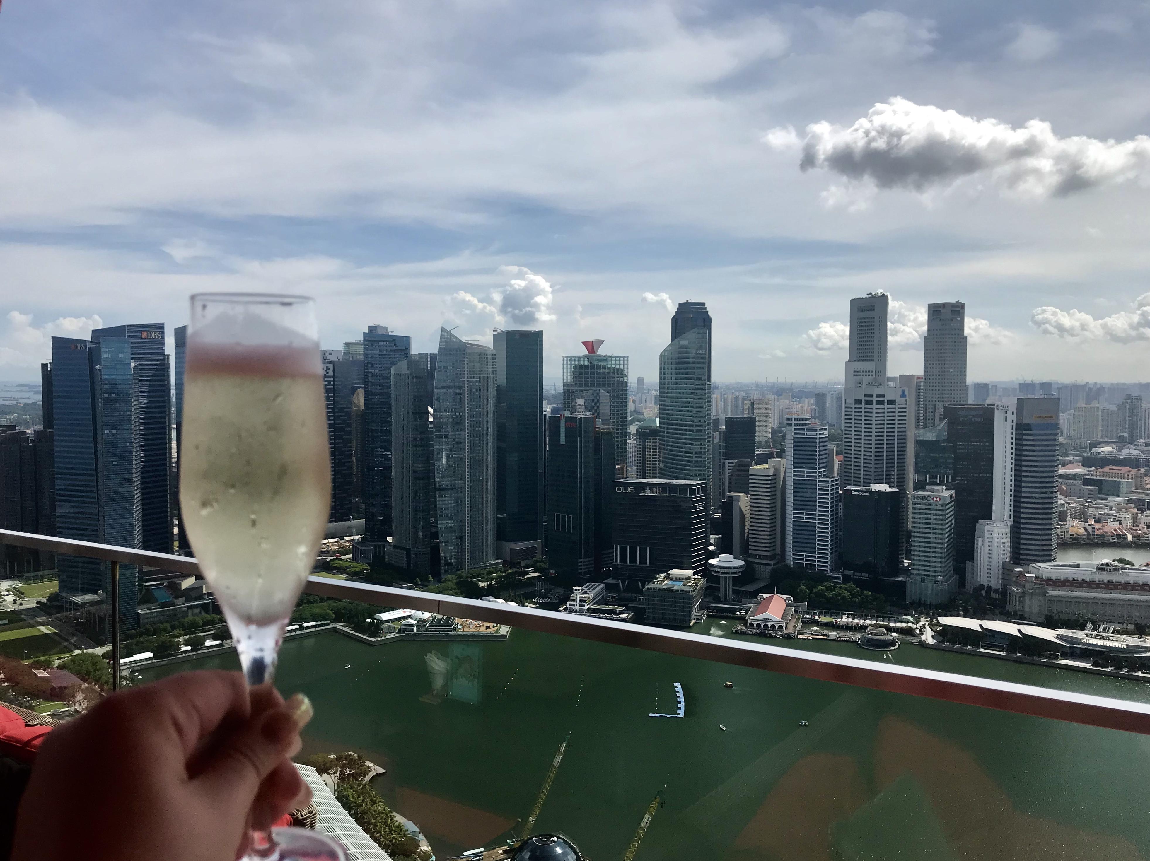 Ce La Vi Marina Bay Sands