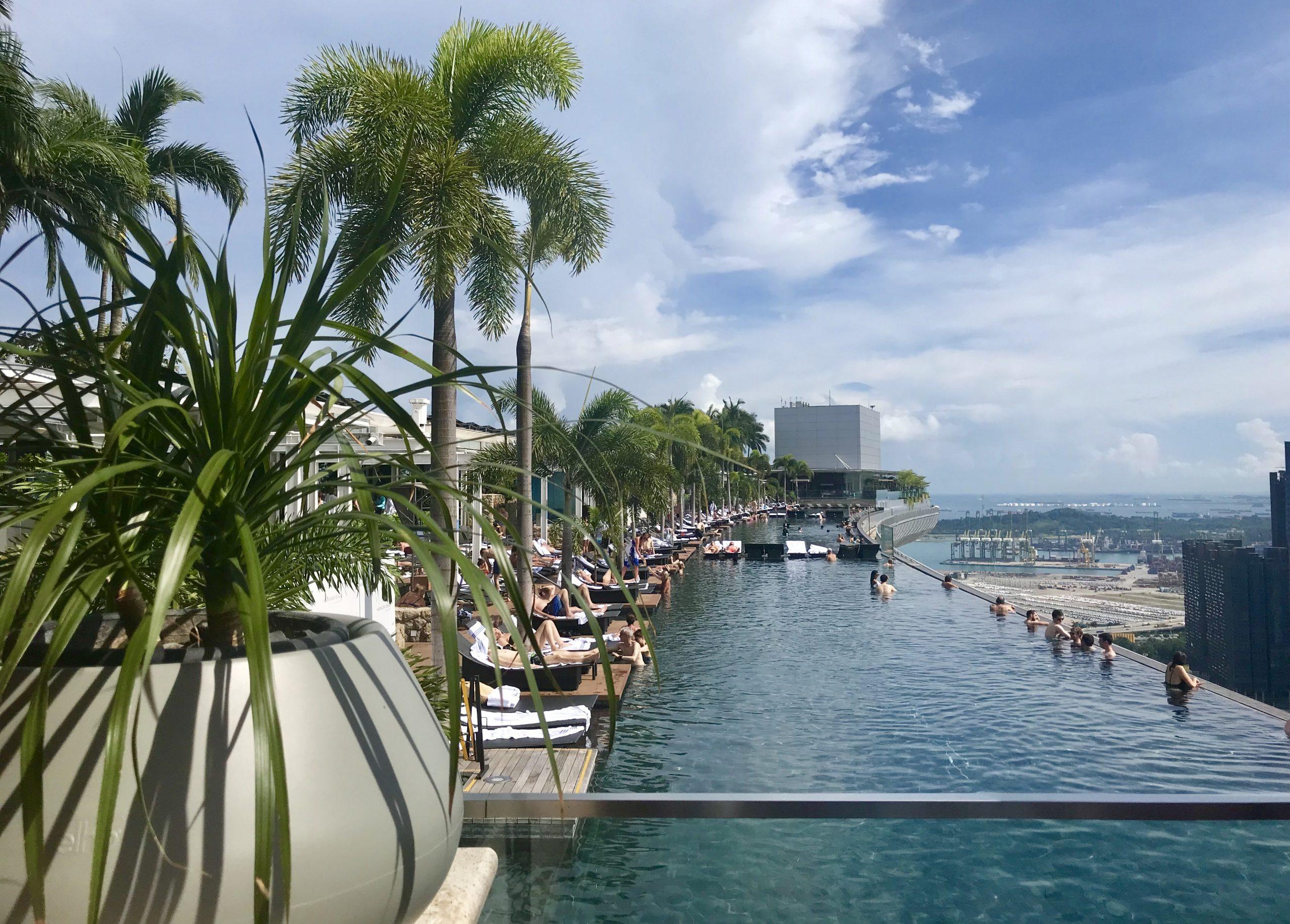 Cé la vie Marina Bay Sands Singapore