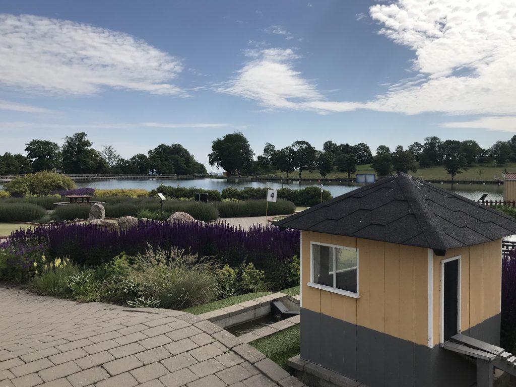 Äventyrsgolf Bergs slussar Linköping