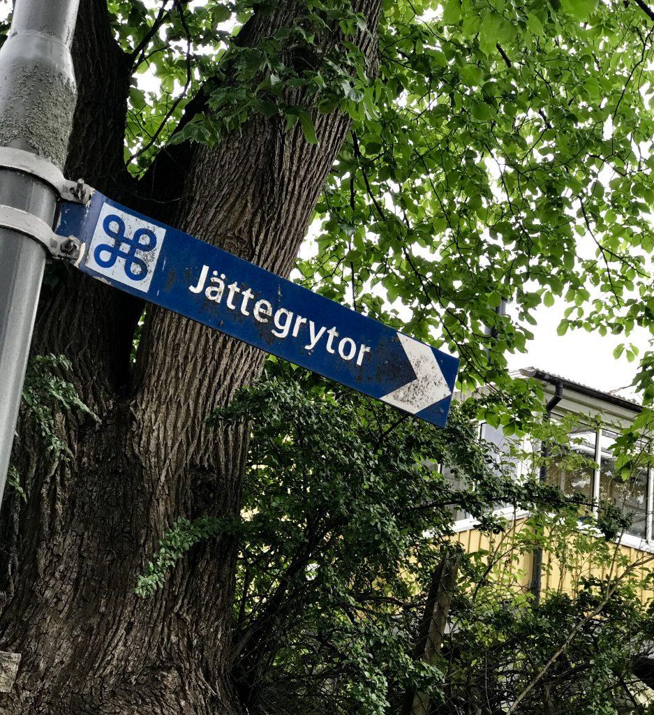 Jättegrytorna Linköping