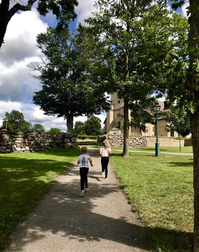 Vreta kloster kyrka