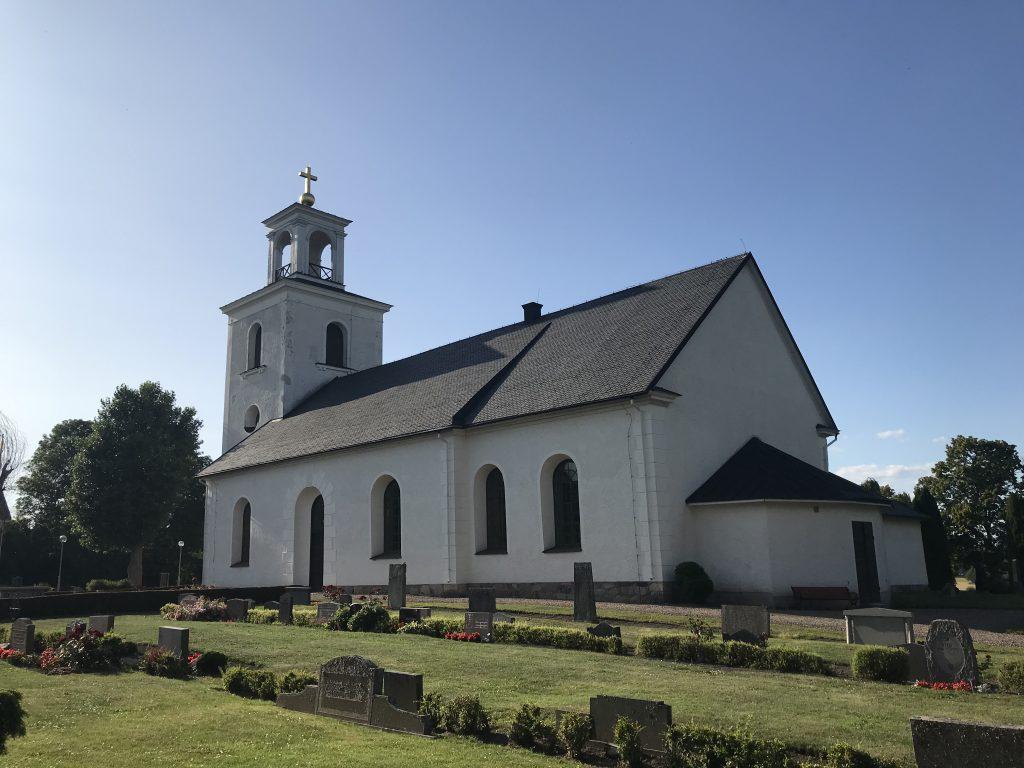 Häradshammar kyrka