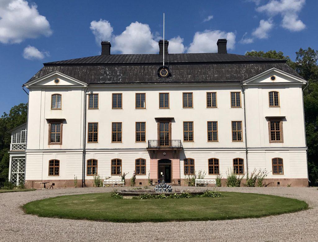Ljungs slott, Ljung