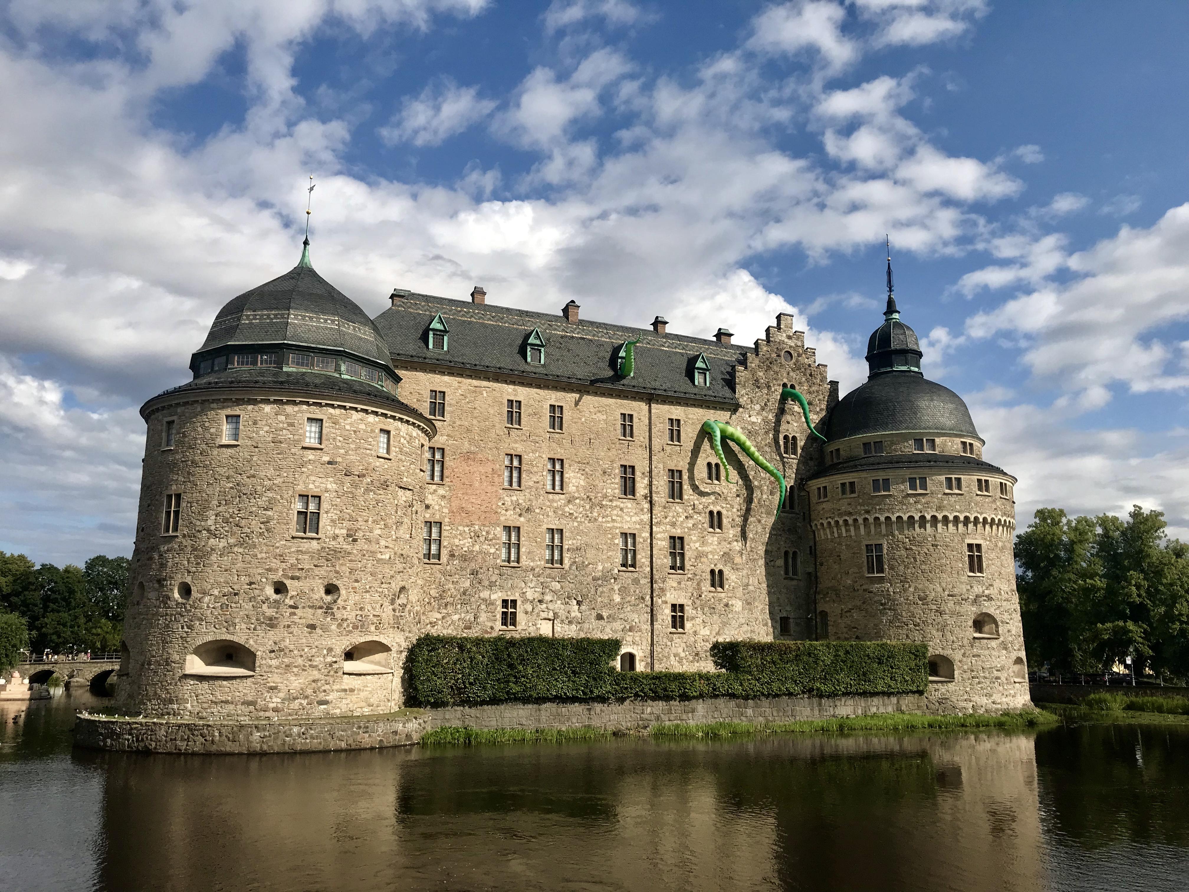 Resesommaren 2019 Open Art Örebro