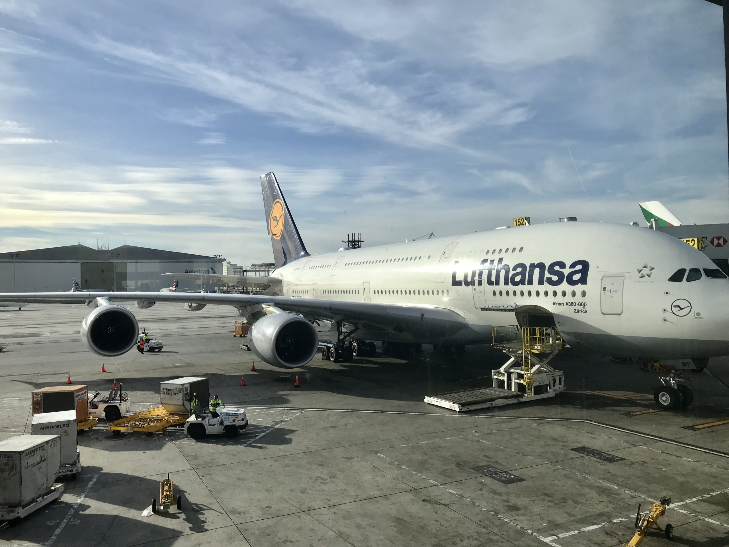 Airbus 380 Lufthansa