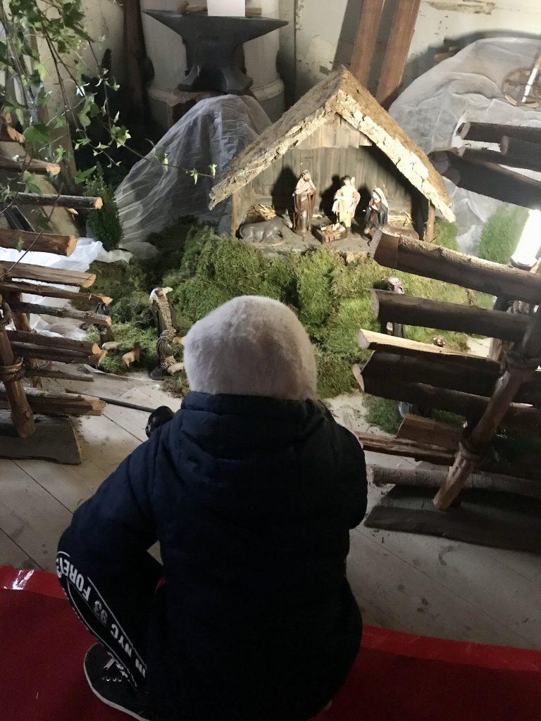 Julmarknad Ekenäs slott