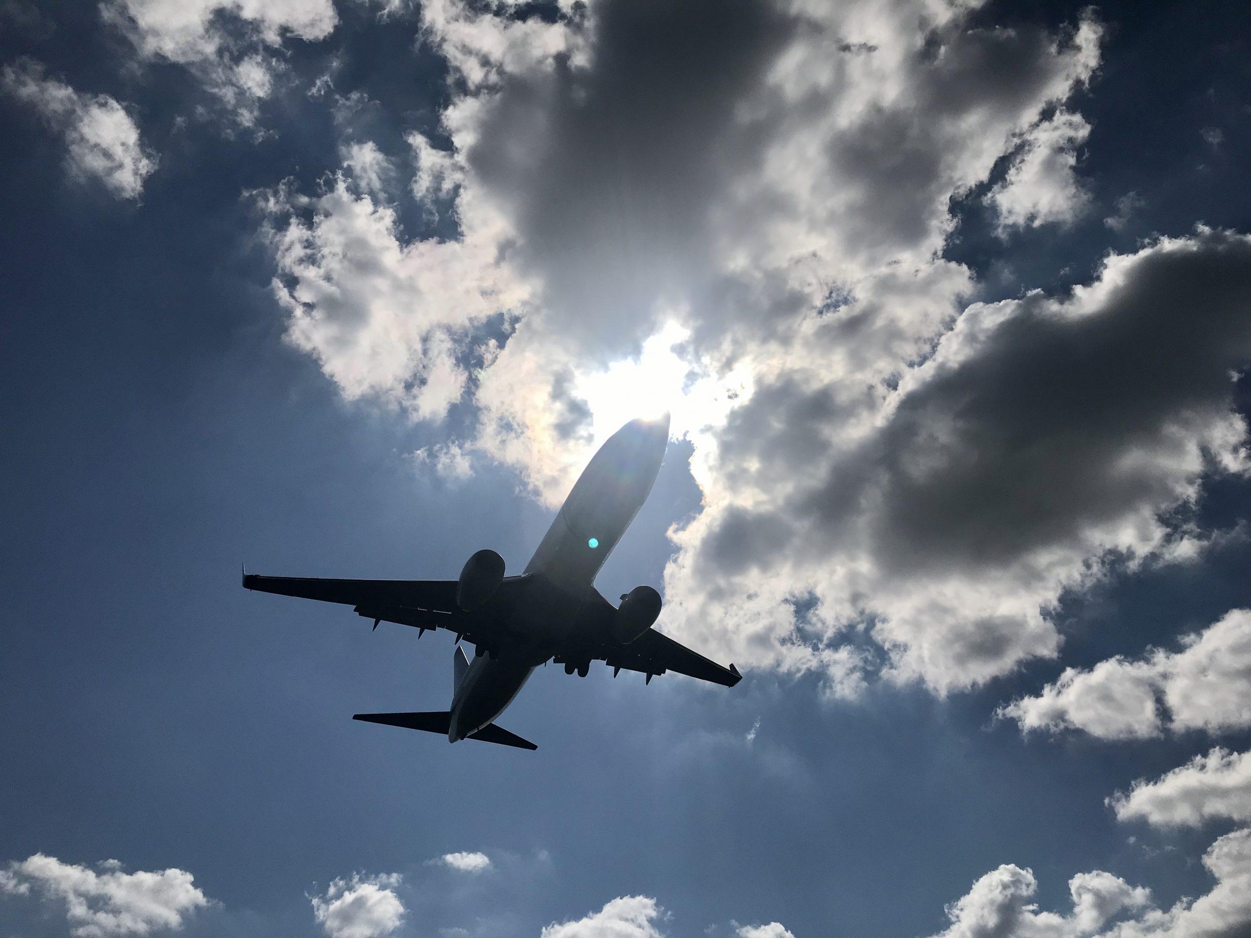 Flightspotting