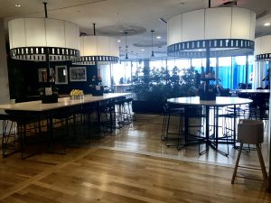 SAS Lounge Newark New York