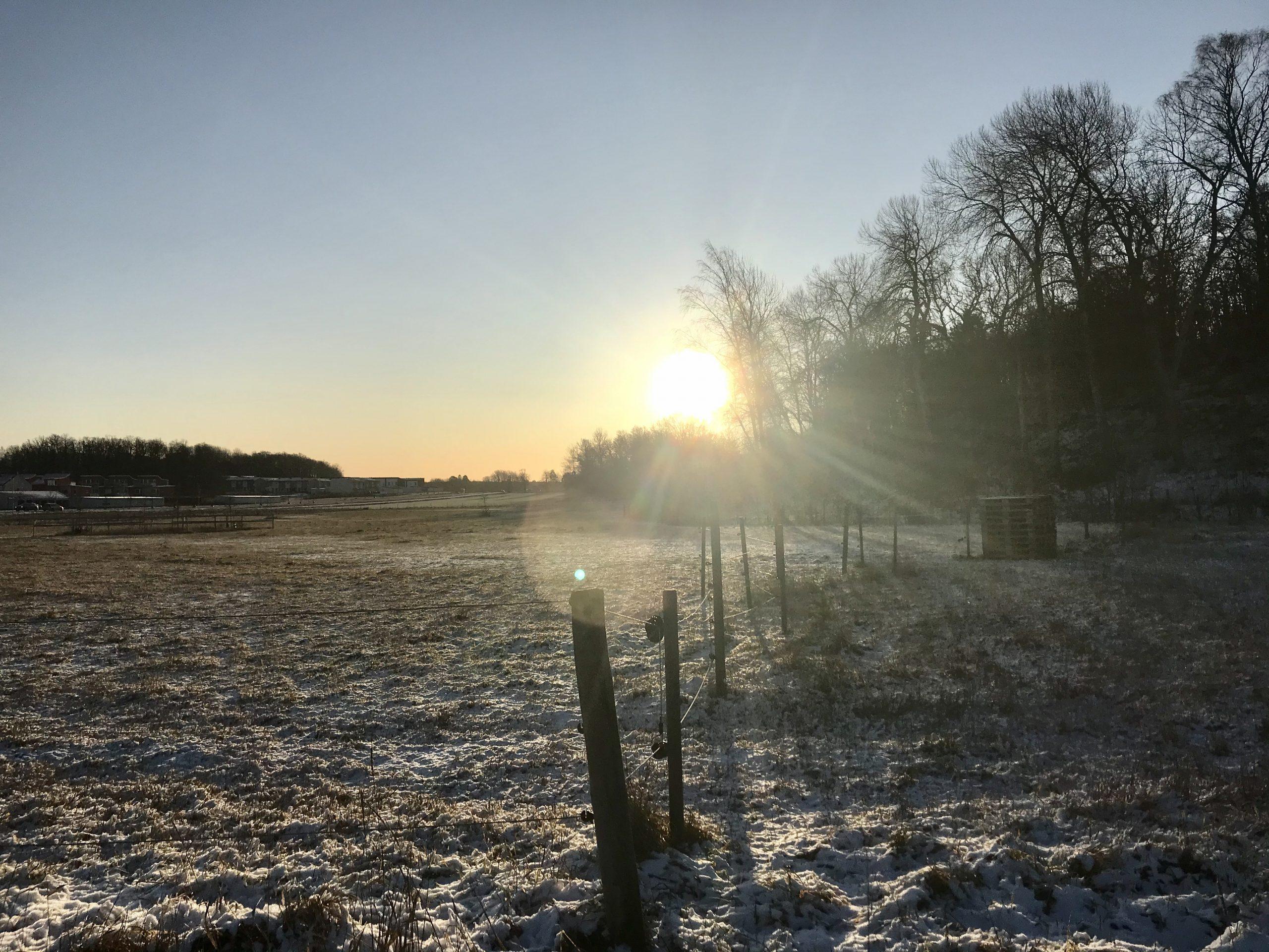 Vintersolståndet