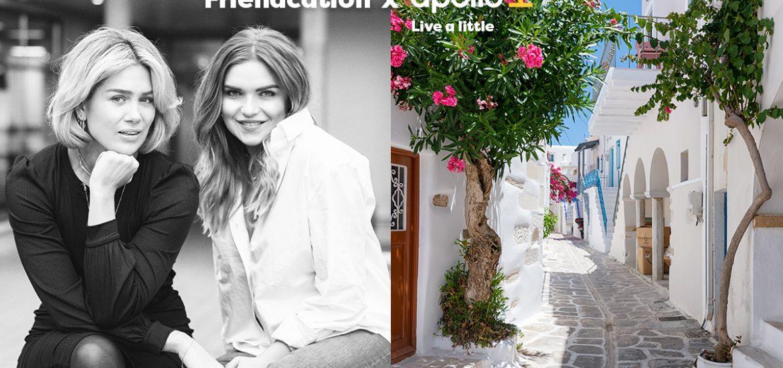 Destination okänd + Friendcation
