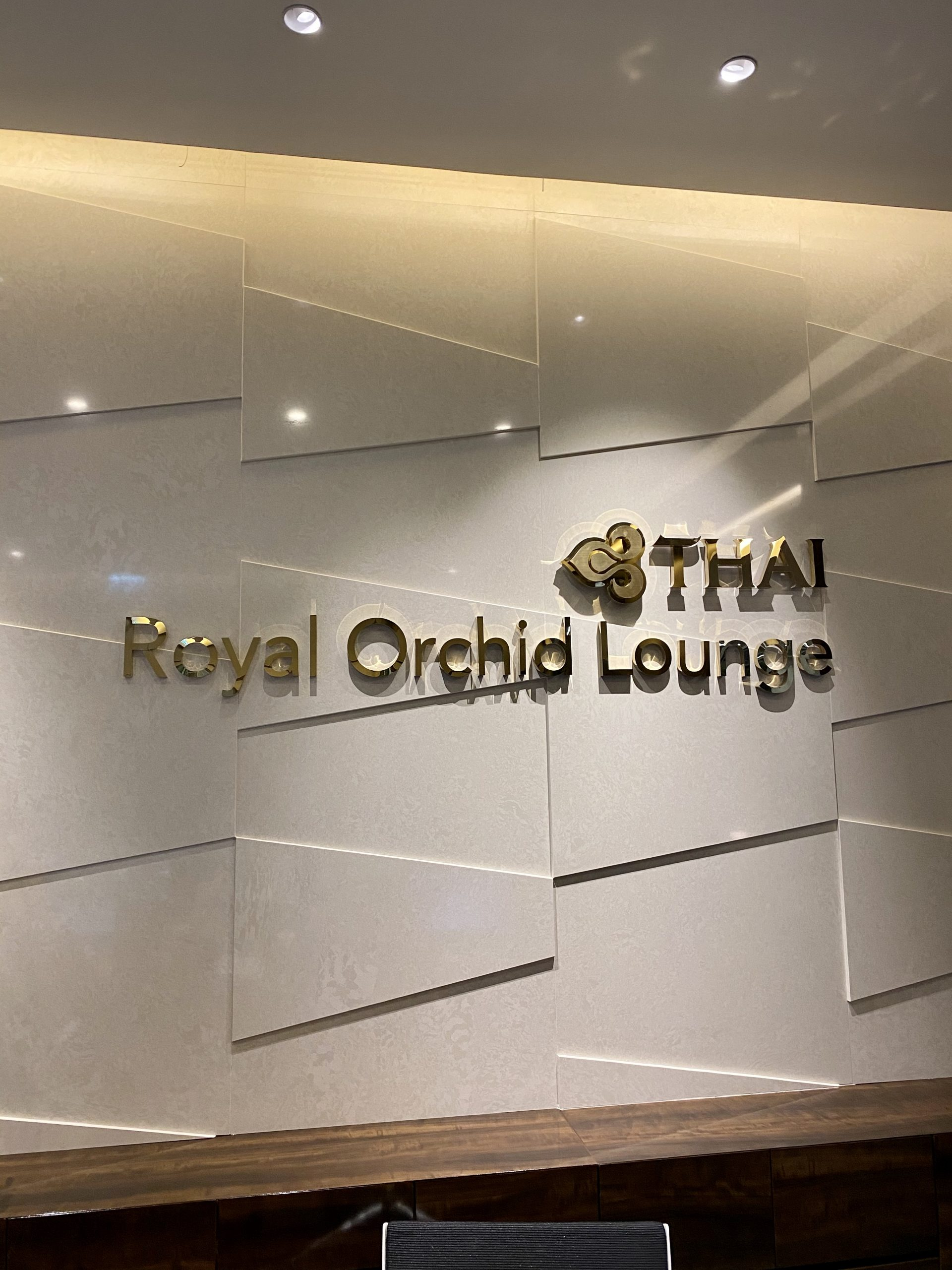 Thai Royal Orchid Lounge Bangkok