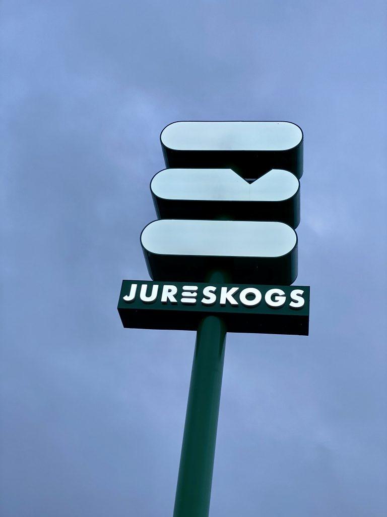 Jureskogs första vägkrog Mjölby
