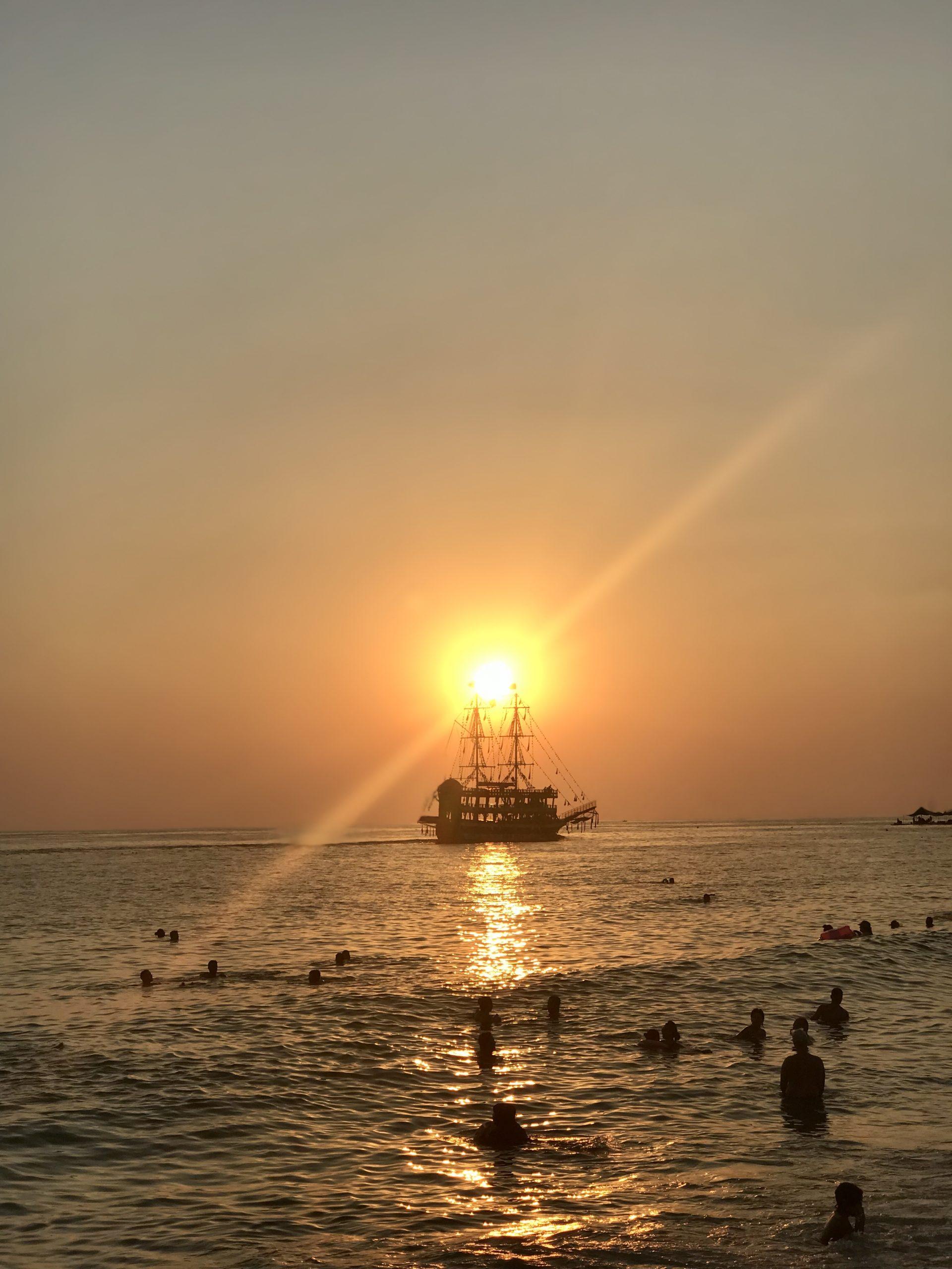 Havet Cleopatra Beach
