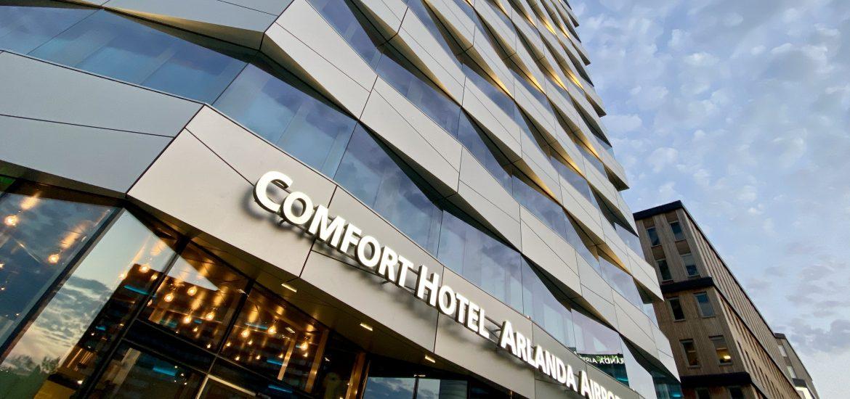 Comfort Hotel Arlanda Airport