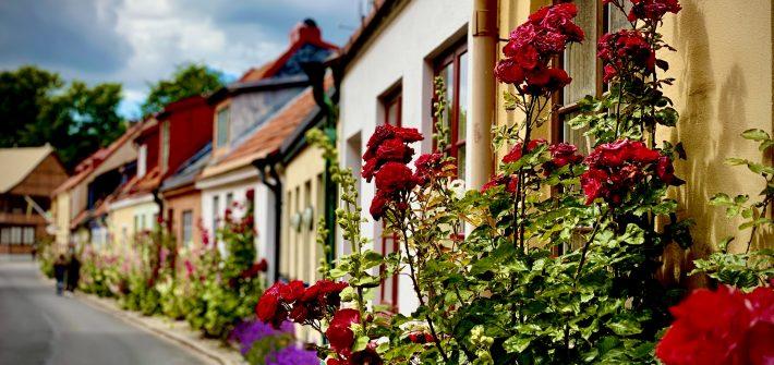 Roadtrip i södra Sverige Ystad