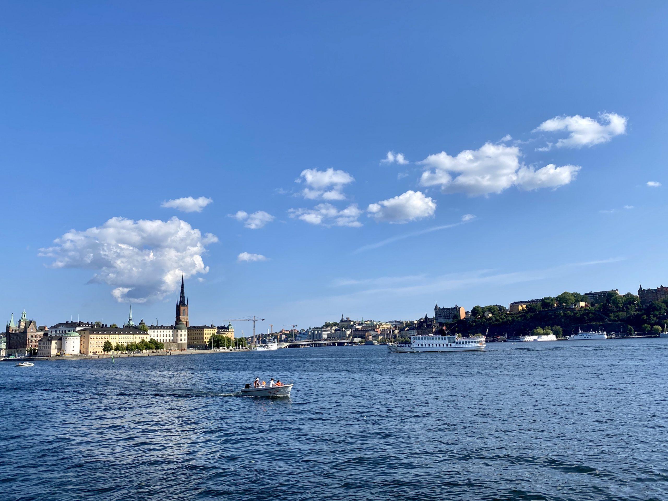 Stockholm och det där jag aldrig sett