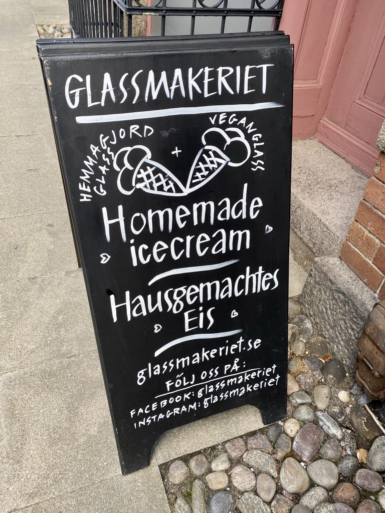 Glassmakeriet Ystad