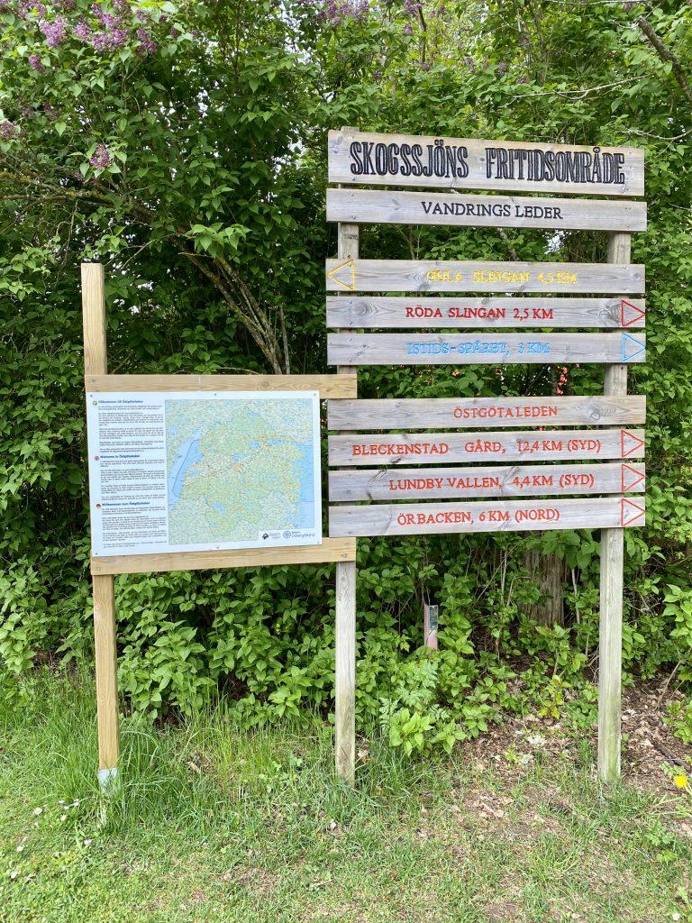 Skogssjöns naturreservat