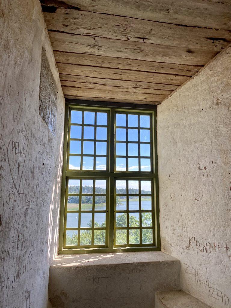 Stegeborgs slottsruin
