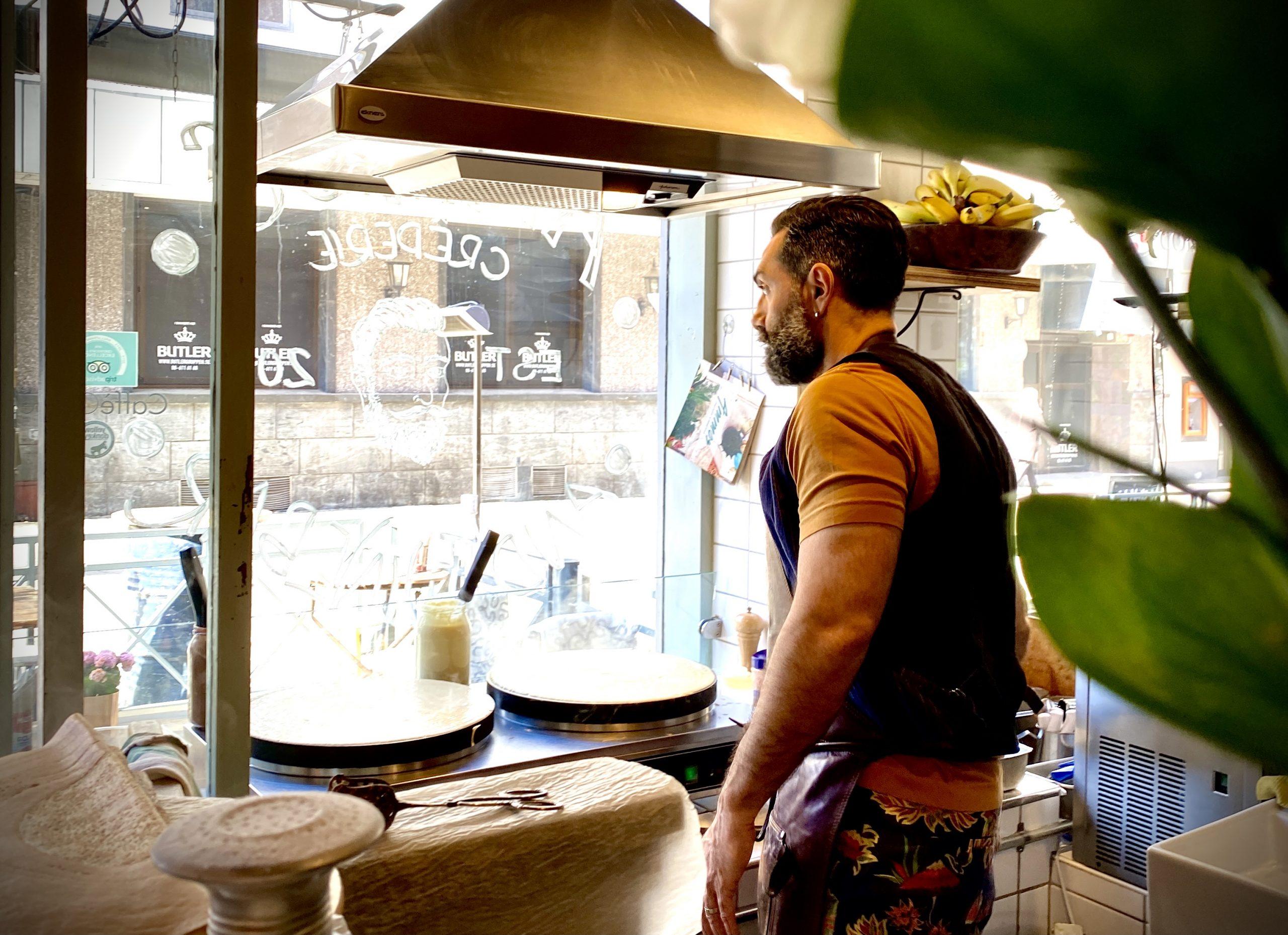 Ammos Café & Crêperie