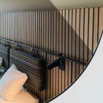 Superior-rum på Comfort Hotel Arlanda Airport